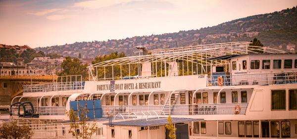 Fortuna Boat Hotel Budapest