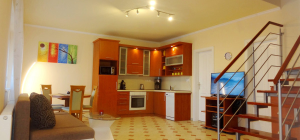 Gere Luxus Apartman Harkány