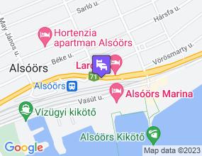 Hotel Laroba a térképen